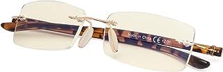 Reducblu Blue Light Blocking Glasses for Women and Men - Computer Glasses Reduce Eyestrain