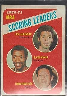 1970 topps lew alcindor