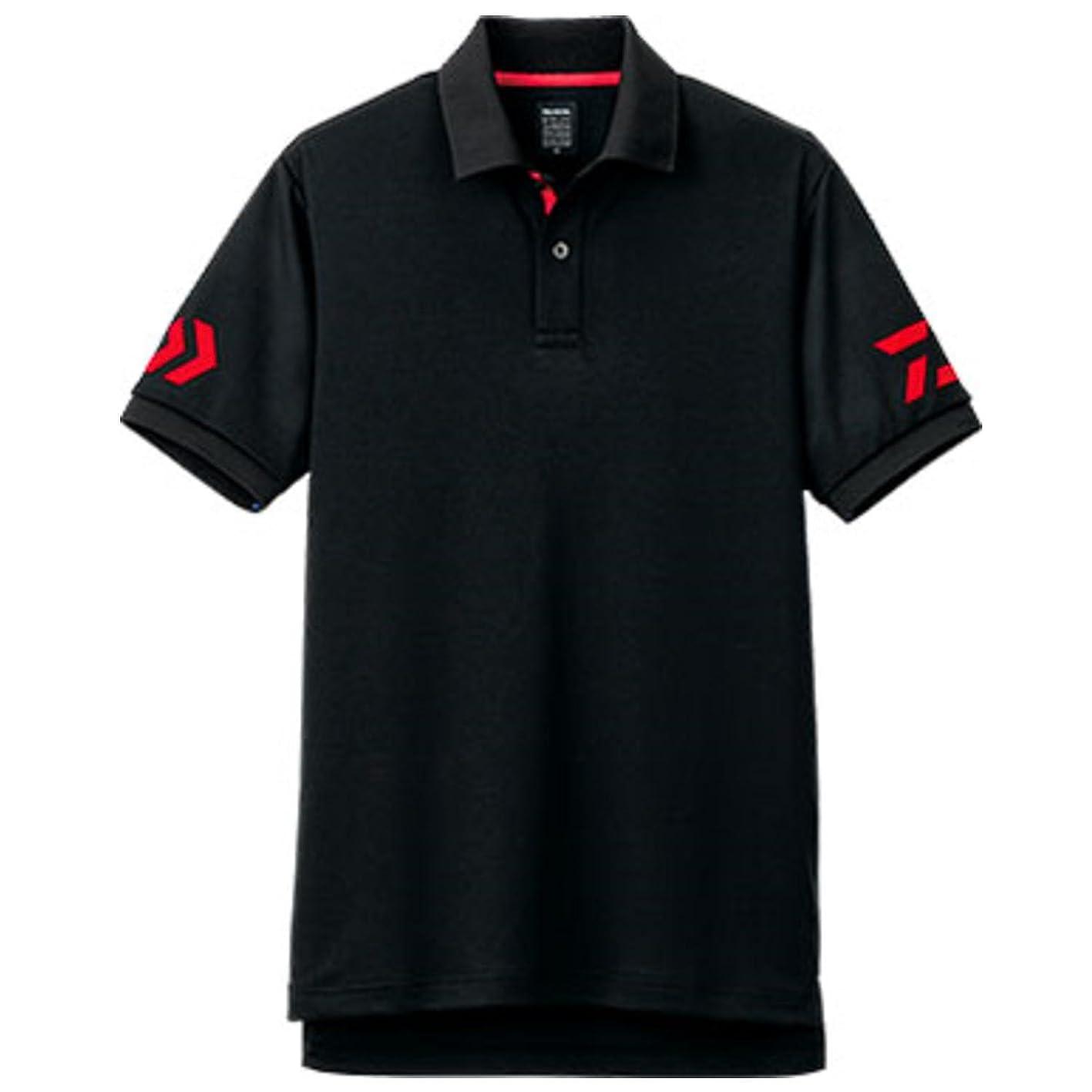 単なる相互接続取得するダイワ(Daiwa) 釣り シャツ 半袖 ポロシャツ DE-7906