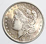 1881 p Morgan Silver Dollar $1 Uncirculated