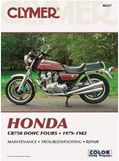 Clymer 79-82 Honda CB750K Service Manual