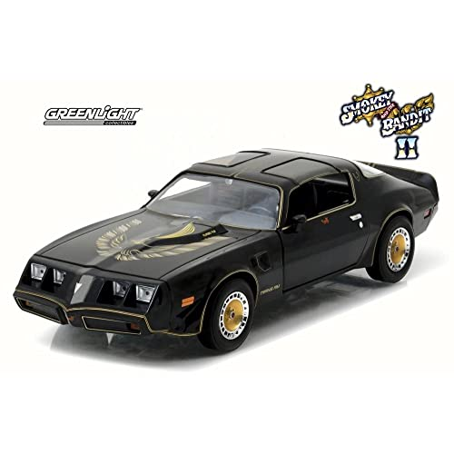 GREENLIGHT 1:24 HOLLYWOOD - SMOKEY AND THE BANDIT II - 1980 PONTIAC TRANS AM