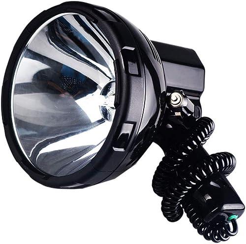 Forte lumière à distance Searchlight xénon HID Portable de chasse pêche lumière