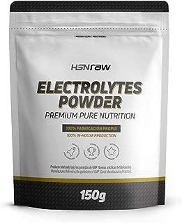 Electrolitos en Polvo de HSN Raw | Sales Minerales para