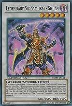 Yu-Gi-Oh! - Legendary Six Samurai - Shi En (29981921) - Ra Yellow Mega-Pack: Special Edition - Limited Edition - Super Rare