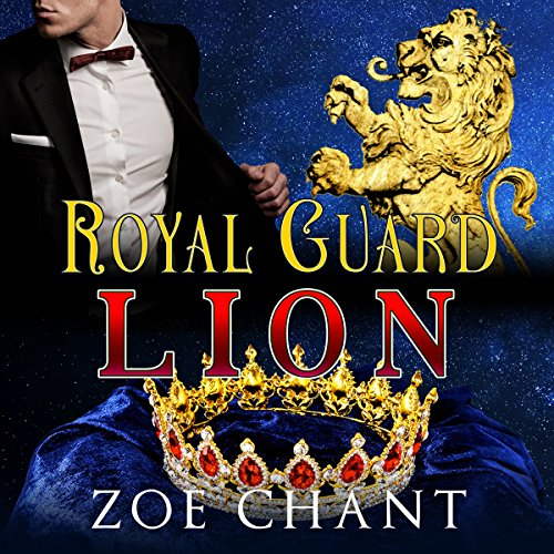 Royal Guard Lion audiobook cover art
