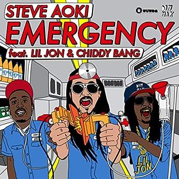 Emergency (feat. Lil Jon & Chiddy Bang) (Remixes)