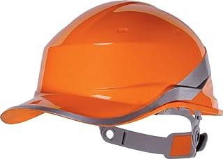 Delta Plus alta visibilidad de béisbol casco de seguridad