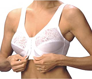e177339f782a6 Glamorise Front Closing Arthritic Full Support Bra