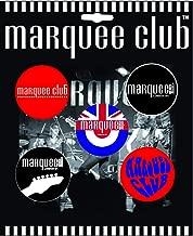 Marquee Club 5 badge set/Type-B