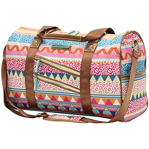 Lily Bloom Satchel (One Size, On The Prowl)