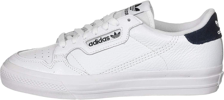 Tranvía Imperial semilla  Amazon.com | adidas Originals Continental Vulc Trainers | Fashion Sneakers