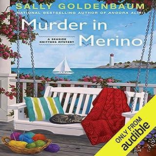 Murder in Merino audiobook cover art