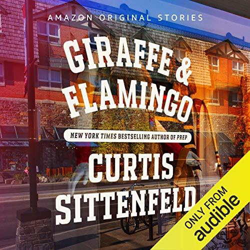 Giraffe & Flamingo cover art