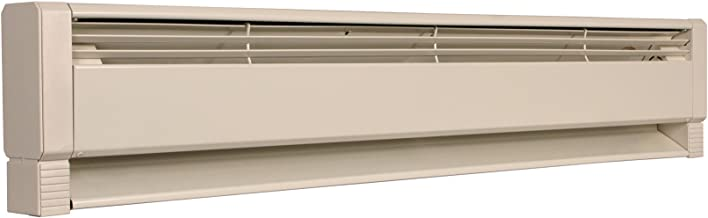 Fahrenheat PLF1004 Hydronic Baseboard Heater,46-Inch,Navajo White,240-volt,1,000-Watt