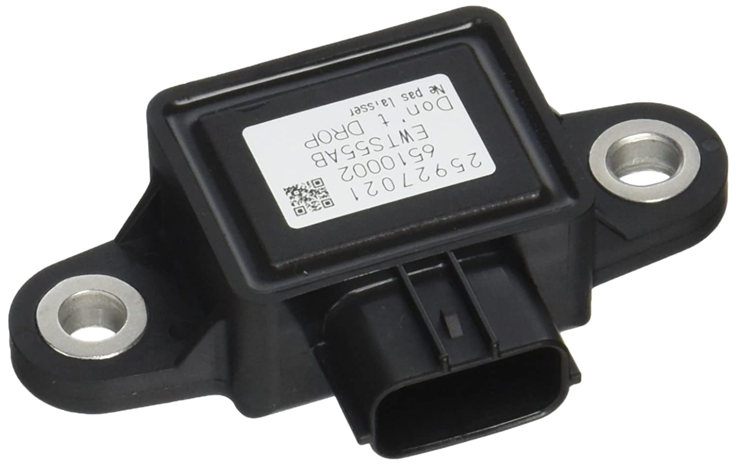 ACDelco 25927021 GM Original Equipment Electronic Brake Control Vehicle Longitudinal Accelerometer Sensor and Yaw Sensor Assembly