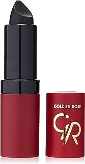Golden Rose Velvet Matte Lipstick Black 33