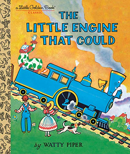 The Little Engine That Could (Little Golden Book)