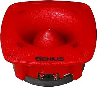 """Genius Audio GPRO-T10 1.8"""", 65 Watts RMS - 350 Watts Max, Pro Audio Super Tweeter Speaker, Phenolic Diaphragm Car Audio Sp..."""