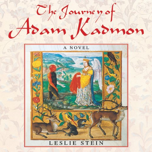 The Journey of Adam Kadmon audiobook cover art