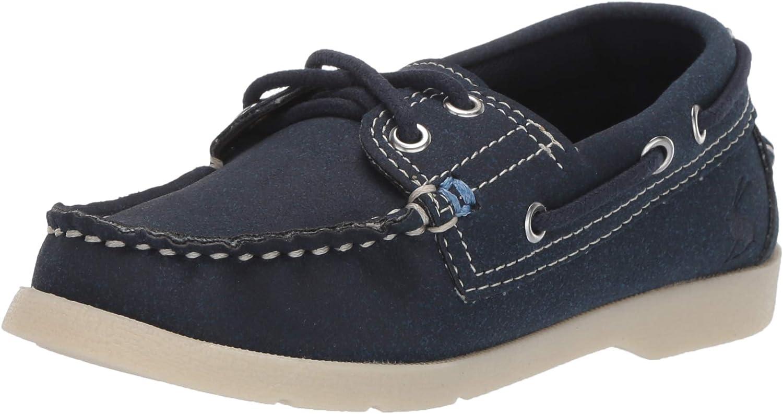 Joules Unisex-Child Jnr Swinton Boat Shoe