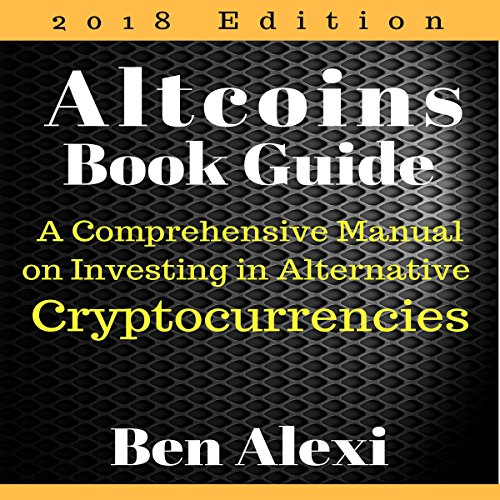 Altcoins Book Guide audiobook cover art