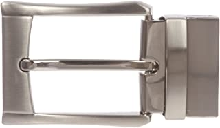 1 3/8 Inch (35 mm) Nickel Free Reversible Clamp Belt Buckle