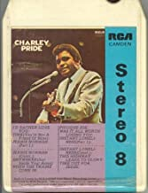 CHARLEY PRIDE The Imcomparable 8 Track Tape