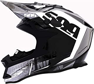 509 Altitude Helmet with Fidlock (Chromium Stealth - Large)