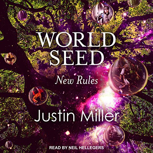 World Seed: New Rules audiobook cover art