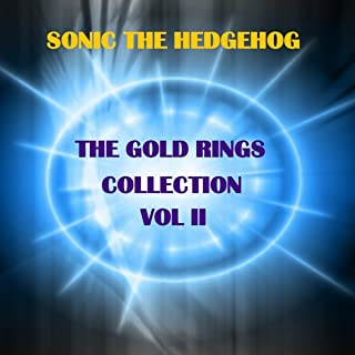 Sonic The Hedgehog: The Gold Rings Collection Vol 2