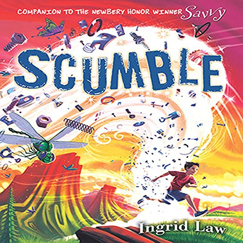Scumble audiobook cover art