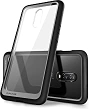 SupCase [Unicorn Beetle Style Series Case for OnePlus 7 / 6T, Premium Hybrid Protective Clear OnePlus 7 / 6T Case (Black)