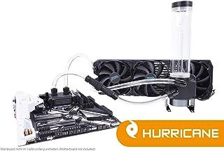 AlphaCool 11470 Eissturm Hurricane Copper 45 3x140mm - Complete Kit Refrigeración Líquida Kits y Sistemas