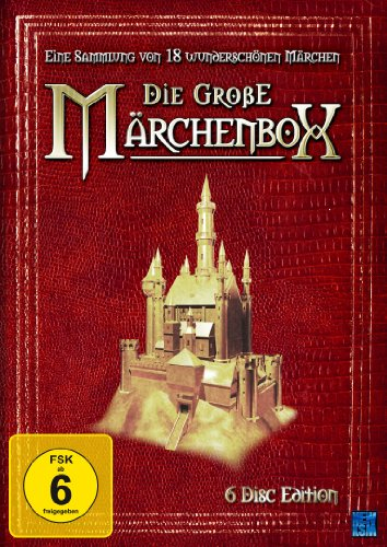 Die große Märchenbox (18 Märchen in einer Gesamtbox) [6 DVDs] [Collector's Edition]