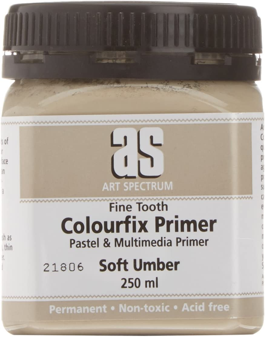 Colourfix Sanded Pastel Grounds Soft Umber jar ml Max 51% OFF 8.5 Max 79% OFF oz 250