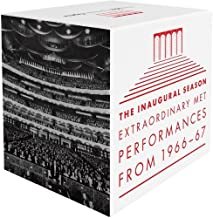The Inaugural Season: Extraordinary Met Performances From 1966-67