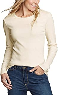 Women's Favorite Long-Sleeve Crewneck T-Shirt