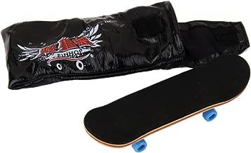 Lixada Mini Aleaci/ón de Patinaje sobre Patineta Skate Park Kit Venue Combinaci/ón de Juguetes para Ni/ños Skateboard Ramp Track Conjunto de Juguetes Educativos