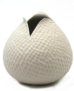 ASA Vaso, Ceramica, Bianco, 18x18.5x18 cm