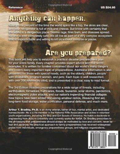 Handbook to Disaster Preparedness for the Family