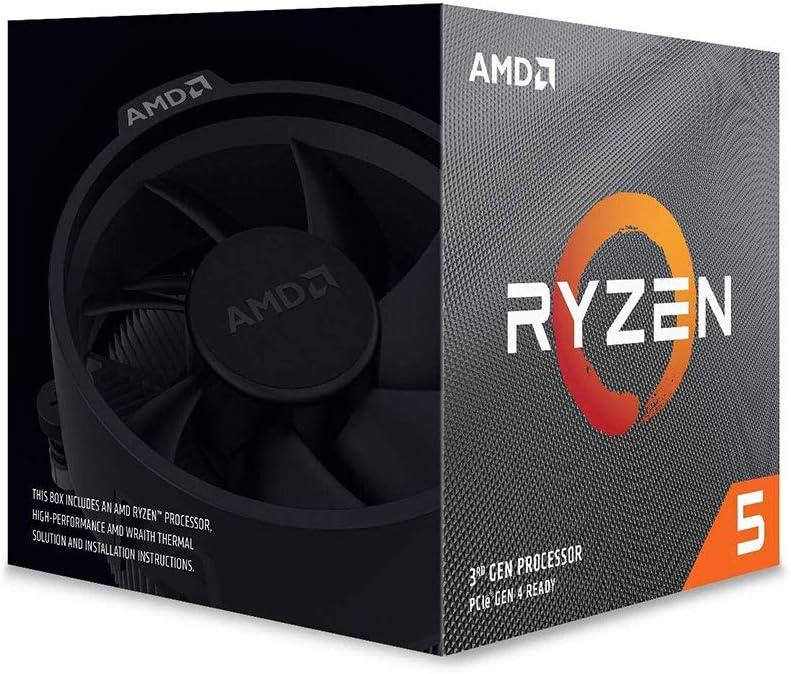 Amazon.com: AMD Ryzen 5 3600X 6-Core, 12-Thread Unlocked Desktop Processor  with Wraith Spire Cooler : Everything Else