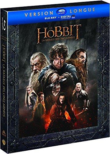 Le Hobbit : La Bataille des Cinq Armées [Version Longue-Blu-Ray + Copie Digitale]