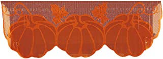 Christmas Ornaments for Wedding Party Home Garden Bedroom Outdoor Indoor,Pumpkin lace fireplace cloth Pumpkin Maple Leaf Orange Spice Fall Thanksgiving