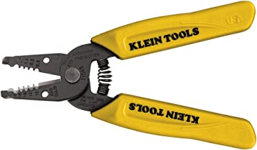 Klein Tools 11048 Dual Wire Stripper Cutter for Solid Wire