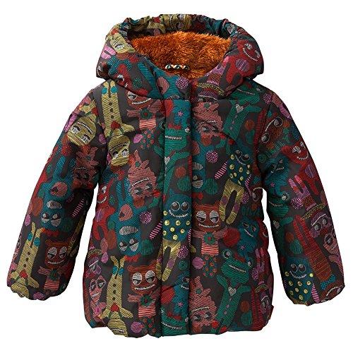 Oilily Mädchen Winter Jacke Chilly YF15GCO002