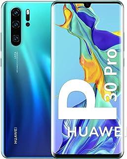 Huawei P30 Pro New Edition Dual-SIM 256GB Factory Unlocked 4G/LTE Smartphone (Aurora Blue) - International Version