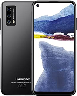 """Mobile Phone,Blackview A90 Android 11 Smartphone SIM Free Unlocked with 6.39"""" HD+ Screen,P60 Octa-Core,4+64GB/128GB Extens..."""