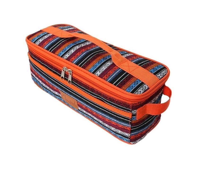 注目すべき三暖炉Tumecos キャンプ 旅行食器入れバッグ 大容量食器収納バッグ アウトドア クッキング ツール ボックス 調理器具 入れ アウトドア食器収納バッグ