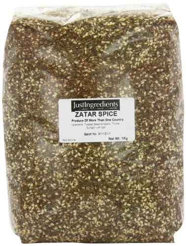 JustIngredients Essential Especias Zatar  - 1000 gr